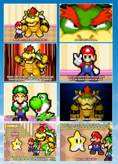 Super Mario Bros Heroes Of The Stars By Kingasylus91 On