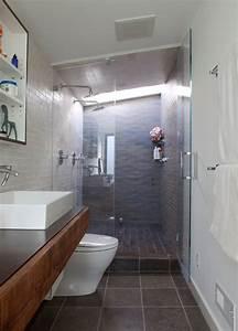 small bathrooms big ideas eye on design by dan gregory With small narrow bathroom design ideas