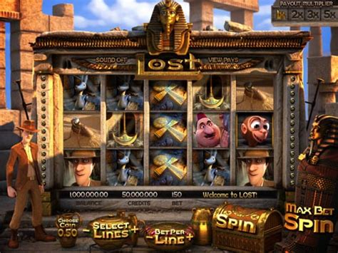 Lost Online Slot Machine Review