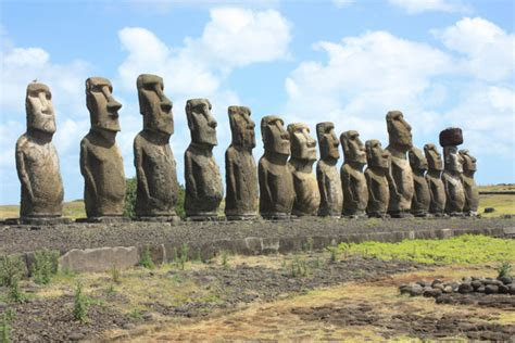 Easter Island Civilization Was Not Destroyed