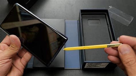 samsung galaxy note 9 unboxing techblog gr
