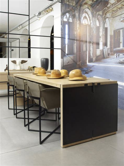 roche bobois table salle a manger palzon