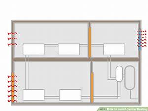 How To Install Central Heating  8 Steps  With Pictures