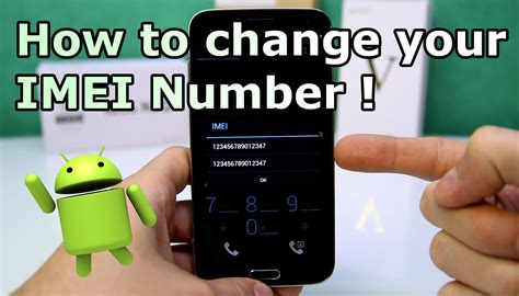 how to change imei number free on any cell phone