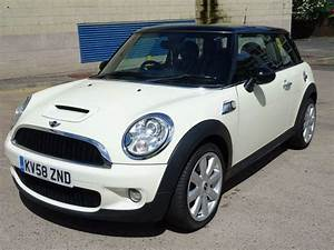 Mini Cooper S 2008 : 2008 58 mini hatch cooper 1 6 cooper s 3d 172 bhp full year mot service record part leather ~ Medecine-chirurgie-esthetiques.com Avis de Voitures
