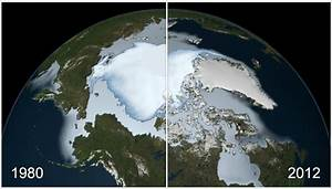 NASA and multi-year Arctic ice and historical context ...