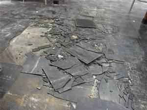 Asbestos under bathroom tiles with original type eyagcicom for How to cover asbestos floor tiles