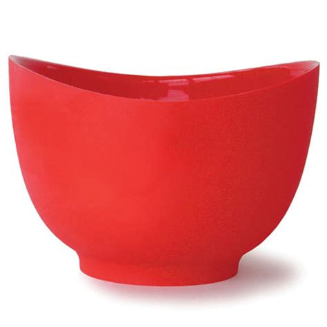 isi basics flexible silicone mixing bowls the green head