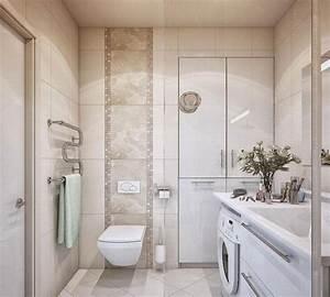 Farbe Für Fliesen : kleines badezimmer gestalten 30 fliesen ideen und tipps ~ Watch28wear.com Haus und Dekorationen
