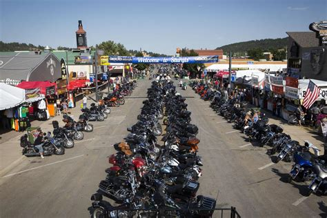 Sturgis Rally Attendance Down Nearly 40 Percent