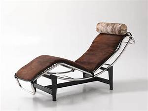 tilting chaise longue design in leather for office With chaise longue d interieur design