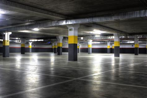 garage basement parking standards   ramp width car