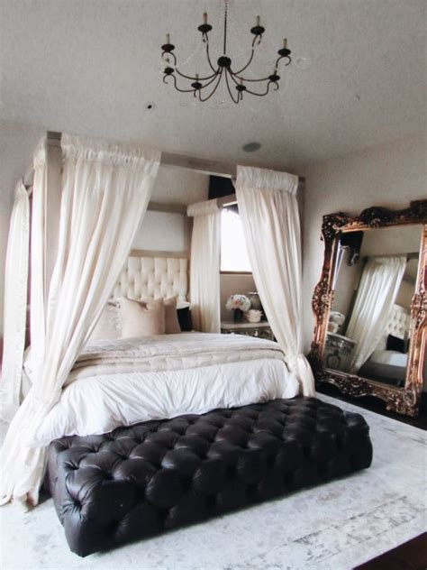 romantic bedrooms   fall  love  daily