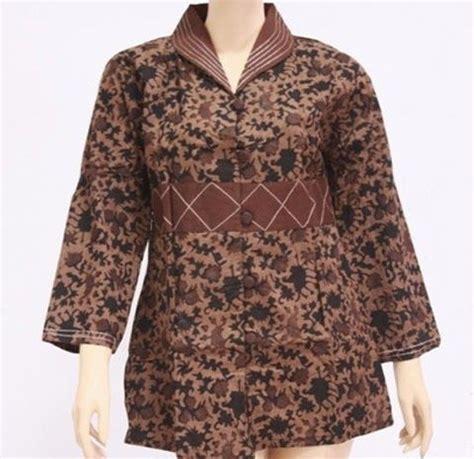 model baju batik wanita batik model baju batik blouse