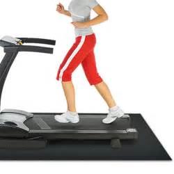 Treadmill Mat Hardwood Floor