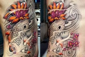 Demon Japonais Dessin : tatouage japonais oni mod les et exemples ~ Maxctalentgroup.com Avis de Voitures