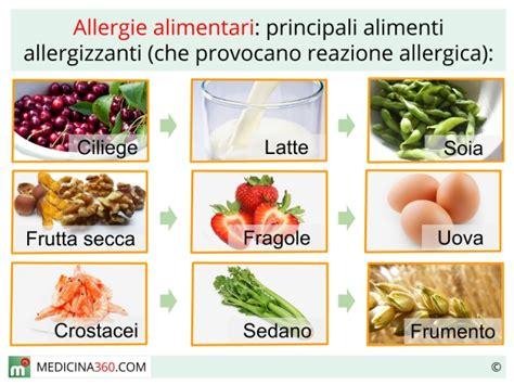 diabete alimentare sintomi allergie alimentari sintomi cause terapia e test per la
