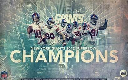 Giants York Superbowl Champions Wallpapers Ny Deviantart