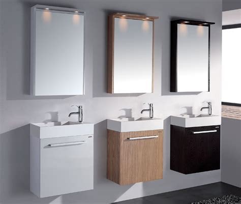 wall hung bathroom cabinets new cube 50cm wall hung vanity cabinet istone solid 24528