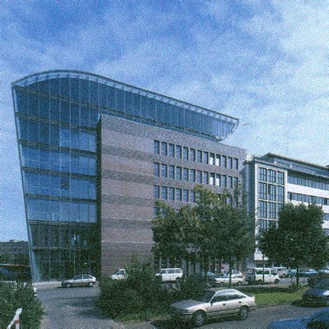 """haus Der Presse"" Building Dorsch Group"
