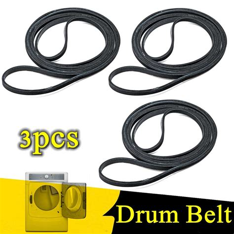 Pcs Grooves Ribs Dryer Drum Belt For Maytag Amana