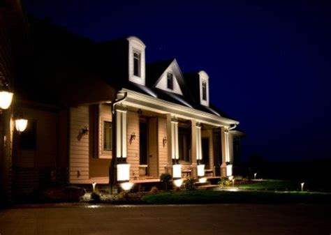 white river conference center creative outdoor lighting