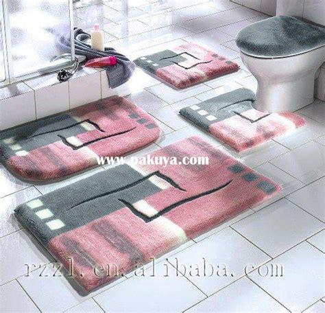 bathroom mat set bathroom mats sets tomthetrader