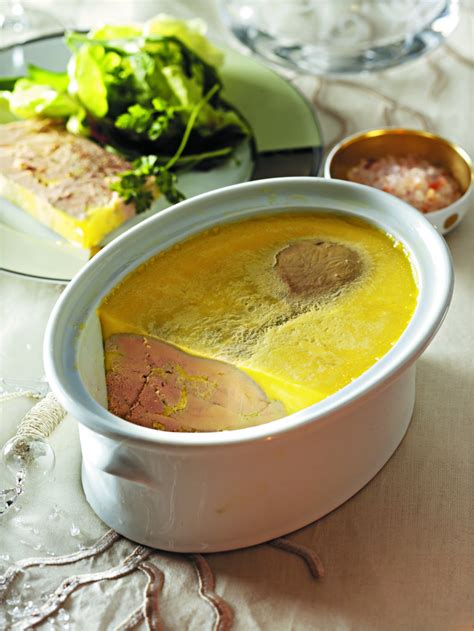 cuisine et vins recettes recette la terrine de foie gras cuisine et vins de