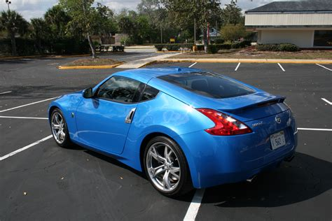 New Nissan 370z by 2009 Nissan 370z New Car Reviews Grassroots Motorsports