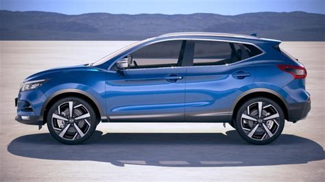 2018 Nissan Qashqai Review Changes Engine Release Date