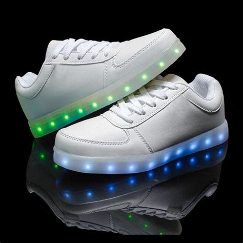 light up sneakers for adults 2016 led shoes for adults fashion light up casual