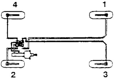 service manual   bleed brakes  audi