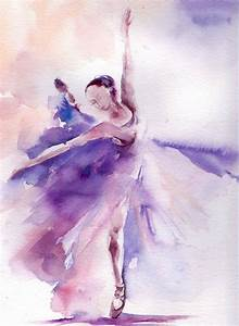 Divine Dance Paintings That Make You See The Movement In ...