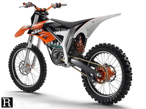 2010 ktm freeride electric motorcycle 3 electric trials