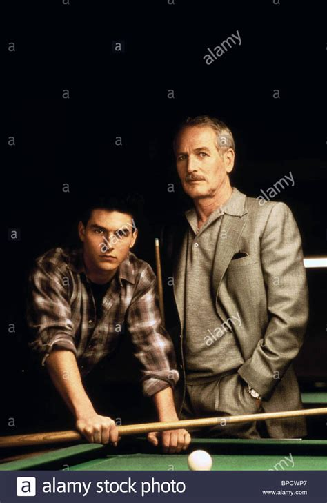 color of money tom cruise paul newman the color of money 1986 stock