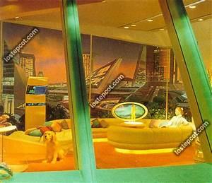 LOST EPCOT Horizons Pavilion
