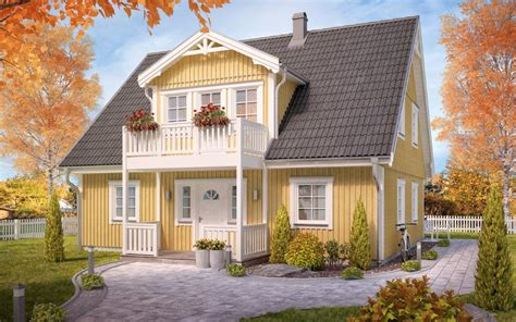 1 5 Geschossige Häuser by Inga Original Schwedenh 228 User