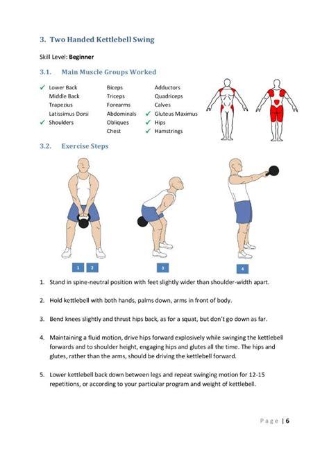 kettlebell golf workouts