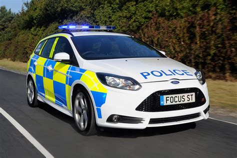 Ford Focus St Estate Police Car Pictures