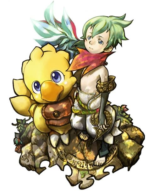 final fantasy fables chocobos dungeon concept art