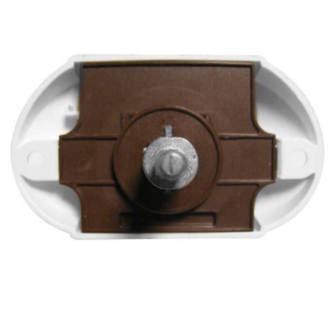 point relais blanche porte serrures int 233 rieures boitier de serrure toilette blanche 1 point pour cing car et caravane