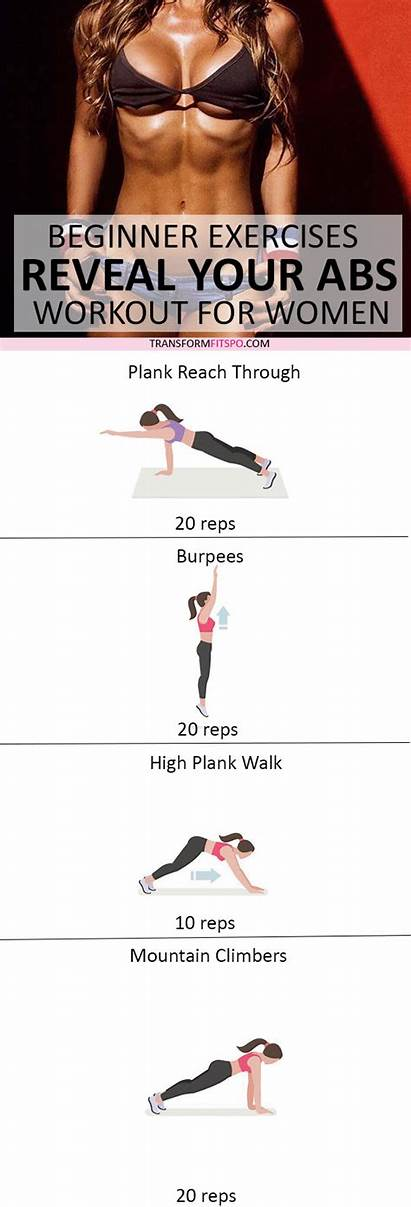 Ab Workouts Workout Stomach Abs Reveal Flatten