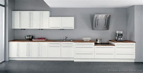 Design Ideas White Kitchens by Pictures Of Kitchens Modern White Kitchen Cabinets