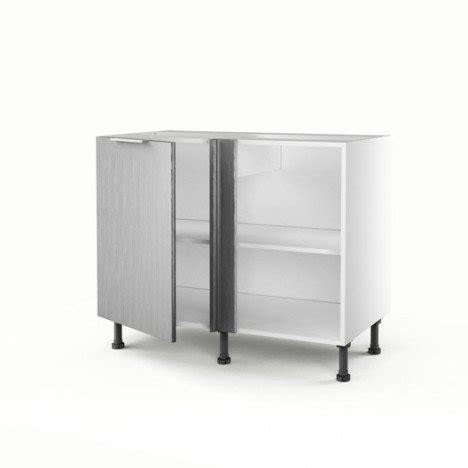 cuisine delinia avis meuble de cuisine bas d 39 angle décor aluminium 1 porte stil