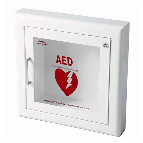 Defibrillator Cabinet by Aed Wall Cabinet Recessed Aed Cabinet Feld
