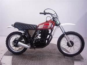 1976 Yamaha Tt500  Xt500  Enduro Unregistered Us Import