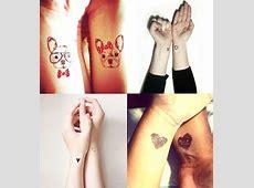 Tatouage Phrase Amour Anglais Tattoo Art