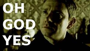 John Watson Yes GIF - Find & Share on GIPHY