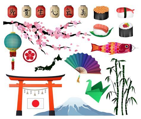 japaneseasian clip art set    dpi jpg png  etsy