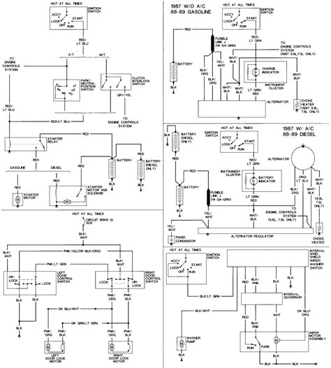 ford bronco  engine wiring harness wiring library